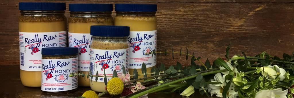 Really Raw Honey Recipes